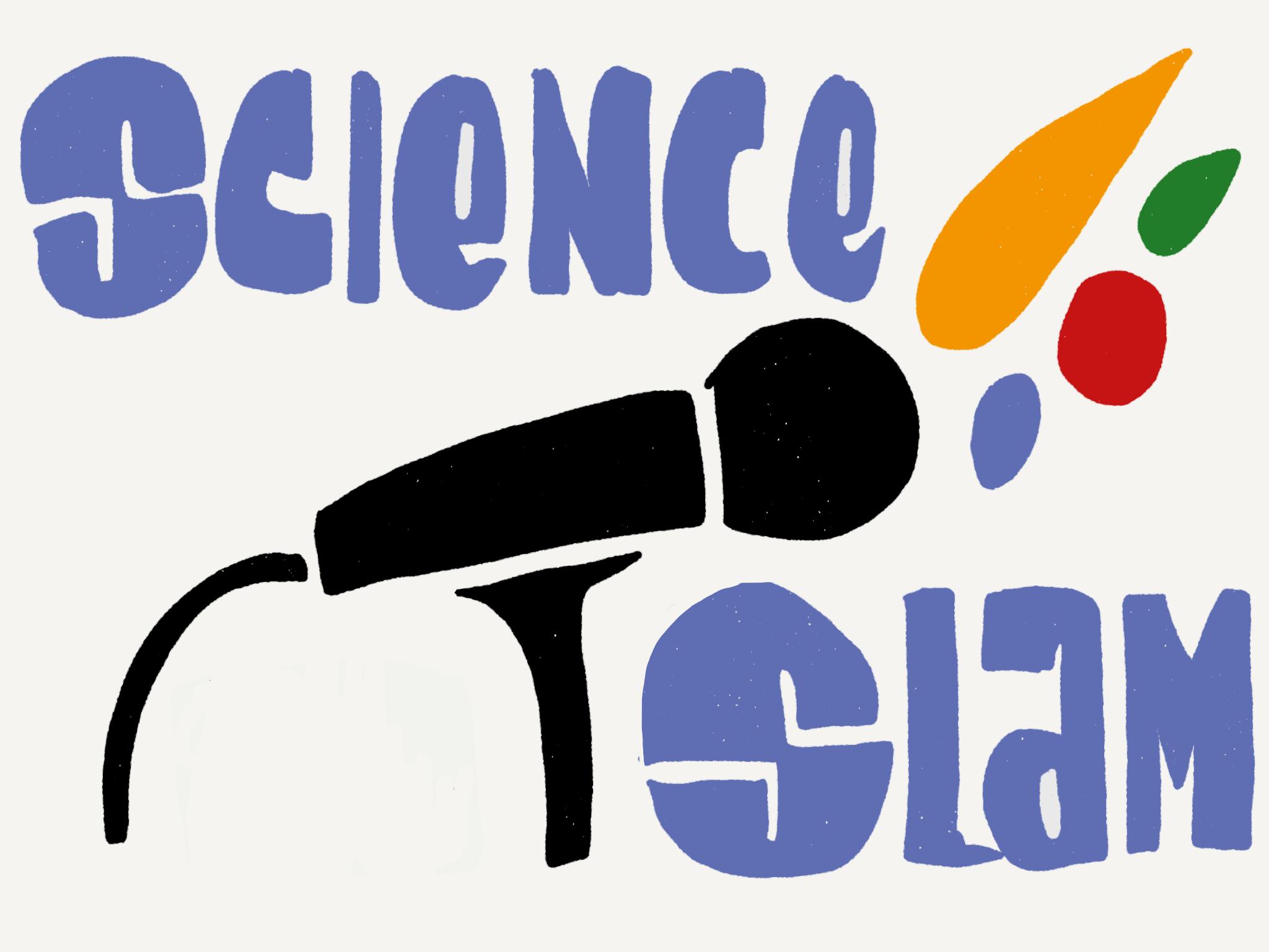 Bewirb Dich jetzt für unseren Science Slam!