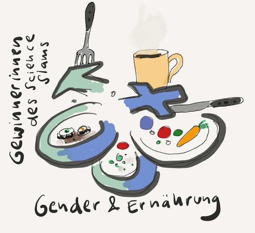 Podcast: Ernährung und Gender | Gespräch mit den Science Slam Gewinnerinnen