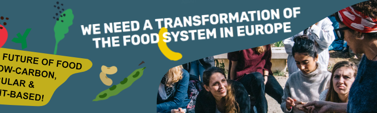 Join our Livestream for the FoodSHIFT 2030 Event: Local Food Projects as Drivers for Food System Change | 03.09. | 11:00-17:00