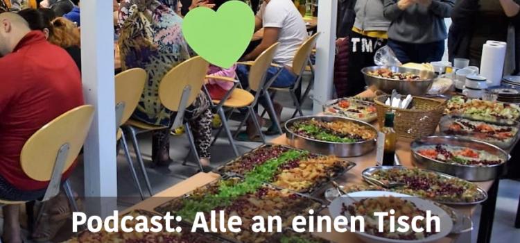 Podcast im THF-Radio: Alle an einen Tisch: Vielfalt im Berliner Ernährungssystem | 2.10. | 12:00
